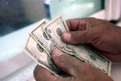 En el último mes crecieron las reservas y los depósitos en dólares. (EFE)
