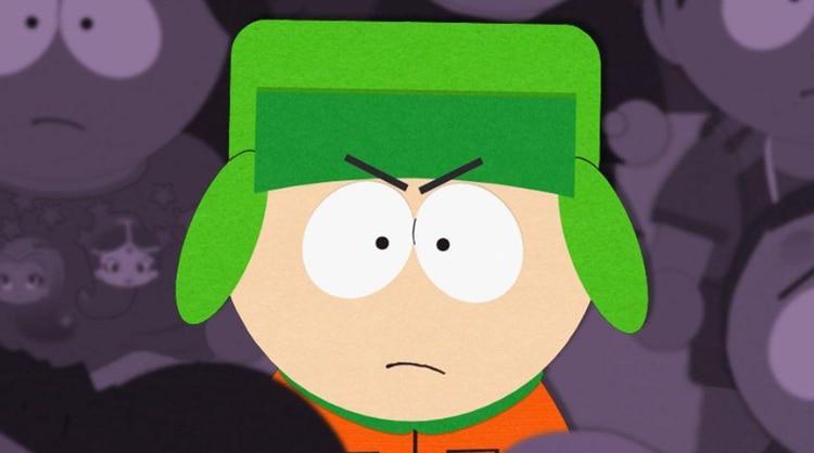 """""""¡Solo estoy aquí porque un estúpido intolerante y gordo no me quería cerca!"""", dice Kyle en referencia a su amigo Cartman (Foto: Redes)"""