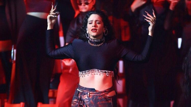 Rosalia es una de las favoritas en los Latin Grammy (Foto: Joel C Ryan/Invision/AP)