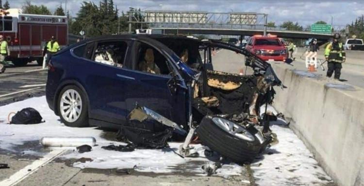 Walter Huang murió a bordo de un auto Tesla Model X 2017, el 23 de marzo del 2018. (Foto: AP)