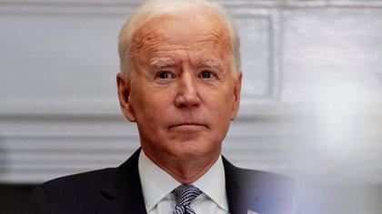 """Joe Biden habló sobre la masacre de Indianápolis: """"La violencia hiere el alma"""""""