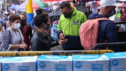 Bogotá superó las 750.000 vacunas aplicadas contra covid-19