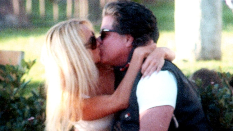 Pamela decidió darse una nueva oportunidad en el amor con Peters (The Grosby Group)