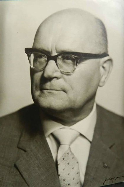 Julius Sieber, amigo de Hitler y ex rector de la Universidad de Tunja
