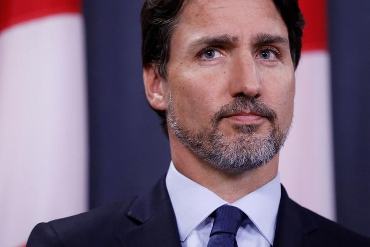 Trudeau responsabilizó a Irán del avión ucraniano accidentado en Teherán (REUTERS/Blair Gable)
