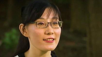 Li-Men Yan durante la entrevista con FOX News