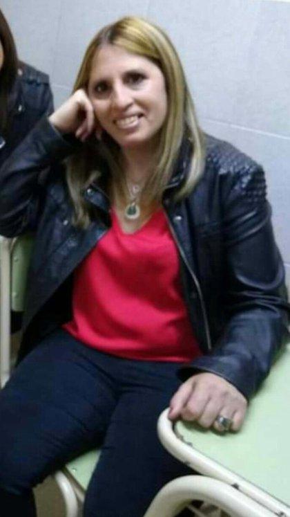 Andrea Gómez iba a viajar a la casa de su nieta para festejarle el cumpleaños (Facebook)