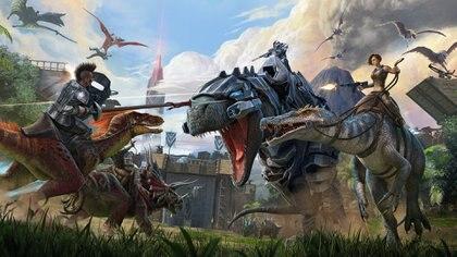 La supervivencia entre dinosaurios es el eje de ARK