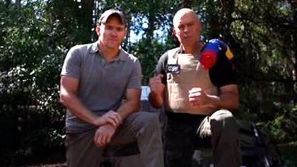 Jordan Goudreau y el capitán Javier Nieto Quintero explican en un video la Operación Gedeón