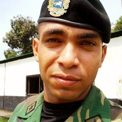 El teniente Ulpin González fue asesinado por el ELN el 25 de julio de 2018