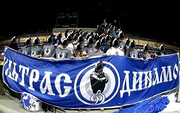 La barra del Dynamo de Moscú también mandó dos representates a Buenos Aires