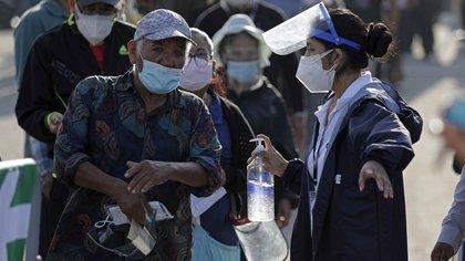 Perú reportó más de 400 muertes por COVID-19 en un día y suma 65.316 decesos