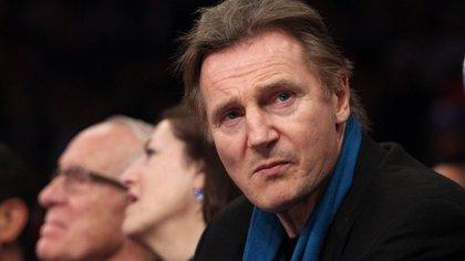"""El actor irlandés Liam Neeson, radicado en Nueva York desde 1986, alcanzó la popularidad a partir de """"La lista de Schindler""""  (Reuters)"""