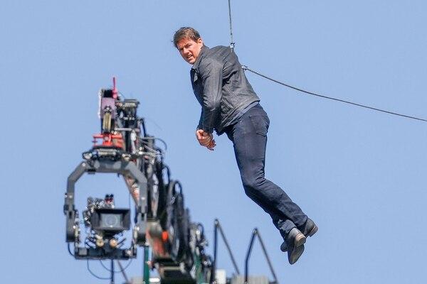"""Tom Cruisegrabando """"Misión: imposible-Fallout"""""""