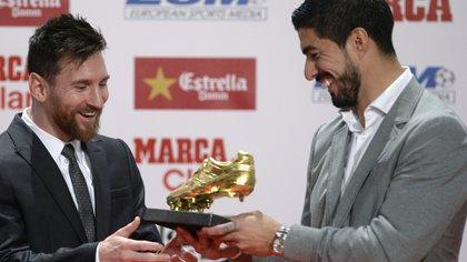 Luis Suárez y Lionel Messi marcaron una época en el FC Barcelona