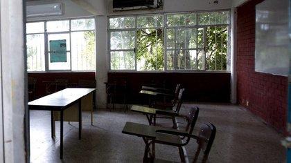 El examen de asignación fue suspendido por la pandemia de coronavirus. (Foto: Cuartoscuro)