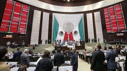 La Cámara de Diputados, donde Morena tiene mayoría, se renovará en 2021 (Foto: Cuartoscuro)