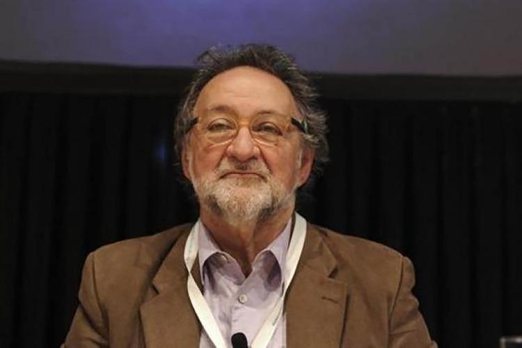 Américo Castilla, presidente y fundador de la Fundación TyPA (Telam)