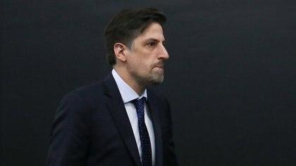 El ministro de Educación, Nicolás Trotta, se refirió al regreso a las clases presenciales (NA)