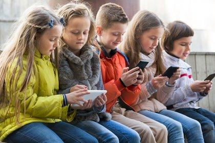 Generacion touch, los niños que nacieron con la tecnología (iStock)