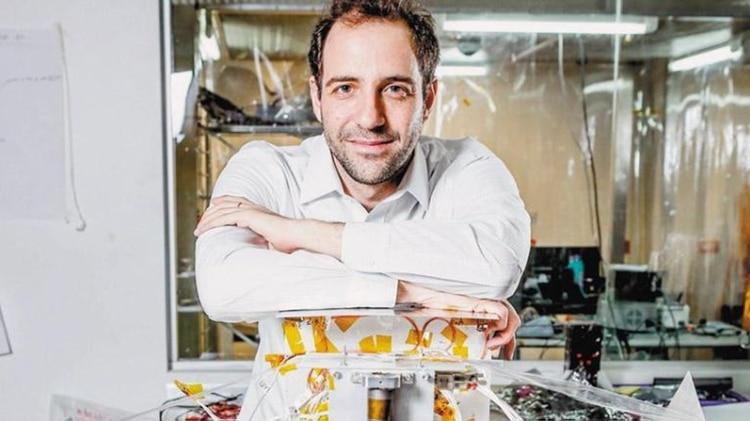 Emiliano_Kargieman es el CEO y fundador de Satellogic