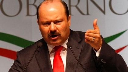 "La Coparmex calificó a César Duarte como ""el mejor gobernador de la historia"" (Foto: Reuters / Jose Luis González)"