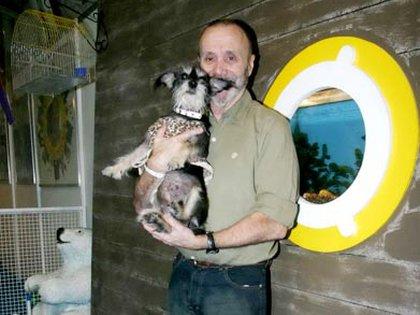 Raúl Portal era un férreo defensor de los derechos de los animales