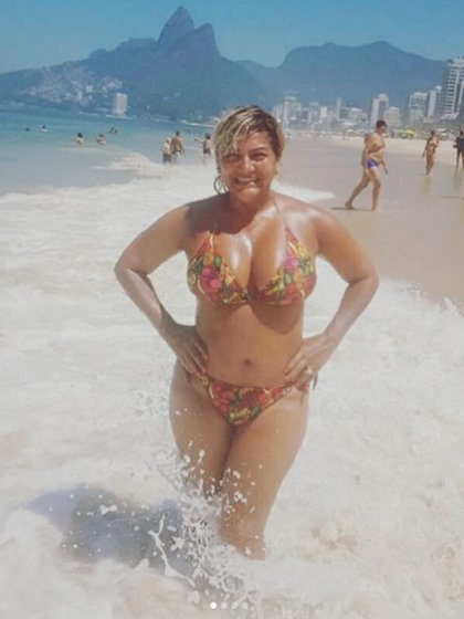 """La nueva figura de Gladys """"La Bomba Tucumana"""" - Infobae"""