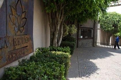 La mansión es una de las claves de la FGR para trazar la ruta de los supuestos sobornos entregados al ex funcionario (Foto: Cuartoscuro)