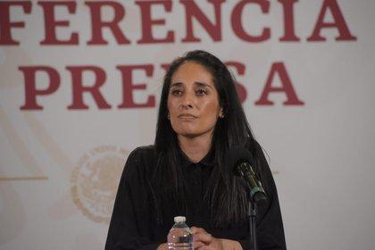 Mónica Maccise llamó a la inclusión cuando se trate de informar a todos (Foto: Cortesía)