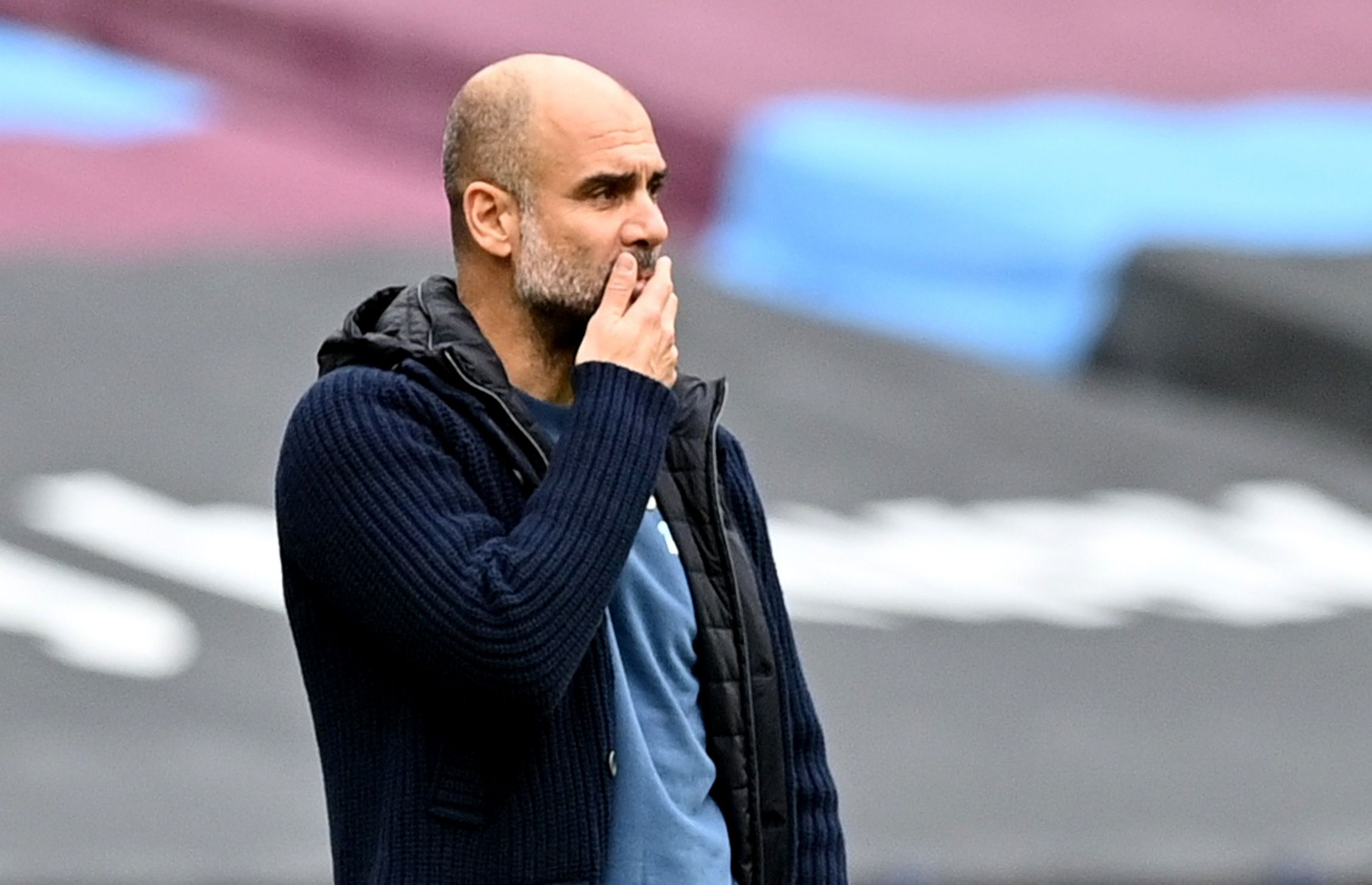 En enero Guardiola debe reunirse con la dirigencia para resolver su futuro (Reuters)
