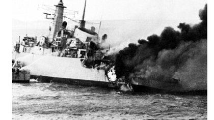 Malvinas: el ataque a la fragata Ardent, el hundimiento del Belgrano y el boicot de Thatcher a la negociación por la paz