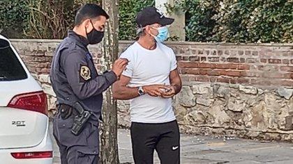 El conductor del AUDI que atropelló a los estudiantes quedó detenido