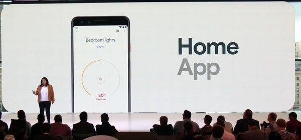 Desde Home App se podrán gestionar todos los dispositivos inteligentes del hogar.