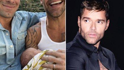 Ricky Martin y su esposo Jwan Yosef se convirtieron en padres nuevamente (Foto: instagram)