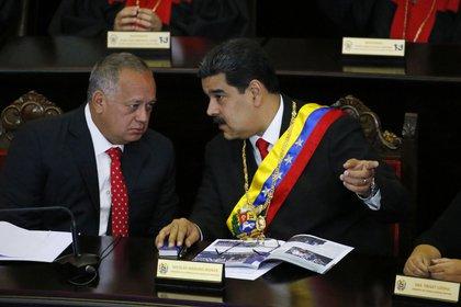 El chavismo rechazó la visita de la CIDH al país (AP Foto/Ariana Cubillos, archivo)