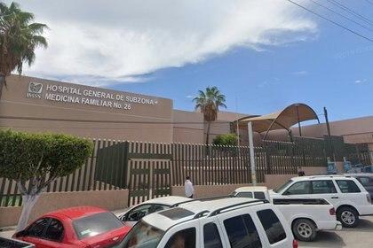 El paciente escapó de la clínica 26 del IMSS en Cabo San Lucas Foto: (Google maps)