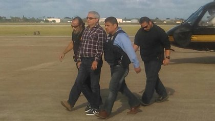 El ex goberndor fue detenido en Italia y extraditado a Estados Unidos (Foto: Cuartoscuro)