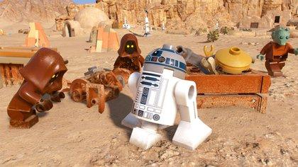 La franquicia de George Lucas arribará en 2021 con Star Wars Lego: The Skywalker Saga