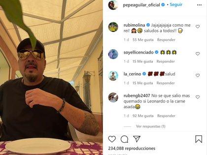 Los comentarios sobre el live de Pepe Aguilar no se hicieron esperar. (Foto: @pepeaguilar_oficial)