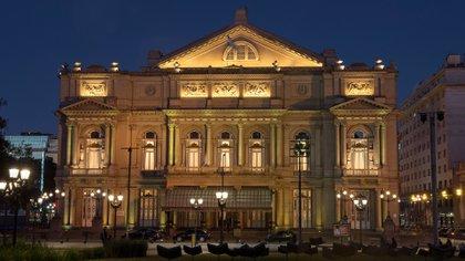 (Prensa Teatro Colón)