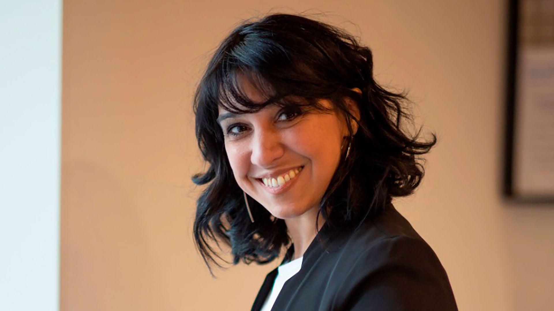 Gabriela Oliván, autora del libro Comunicación 5.0