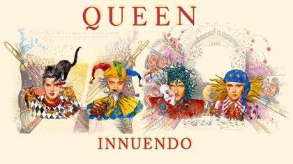 """""""Innuendo"""", la última genialidad de Queen. El nombre era una de las palabras con las que el cantante solía sorprender a sus rivales en el Scrabble"""
