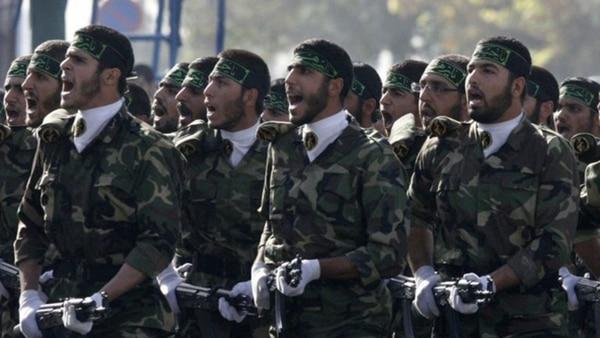 La Guardia Revolucionaria iraní apoya al régimen de Al Assad en Siria