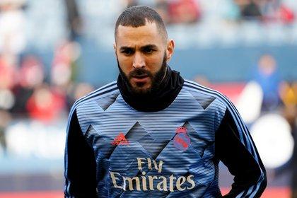 El francés cargó contra su ex compañero de selección -  REUTERS/Vincent West