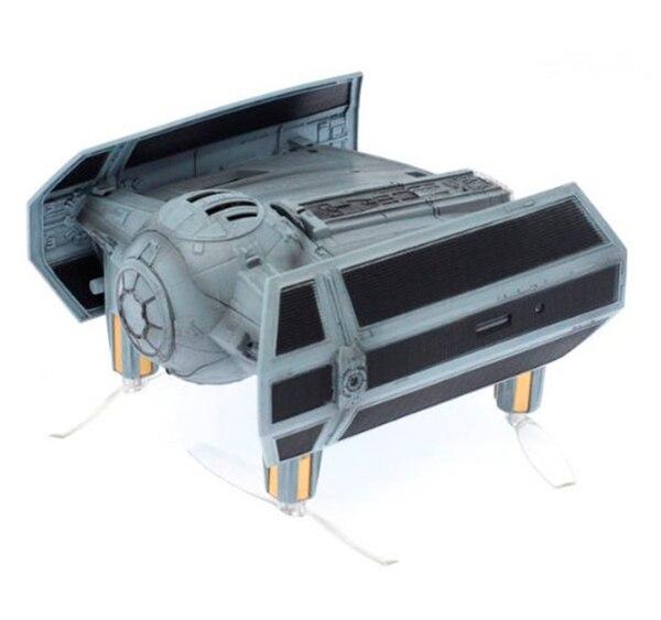 Los drones juguetes alcanzan alturas y velocidades asombrosas (Starwarspropel)