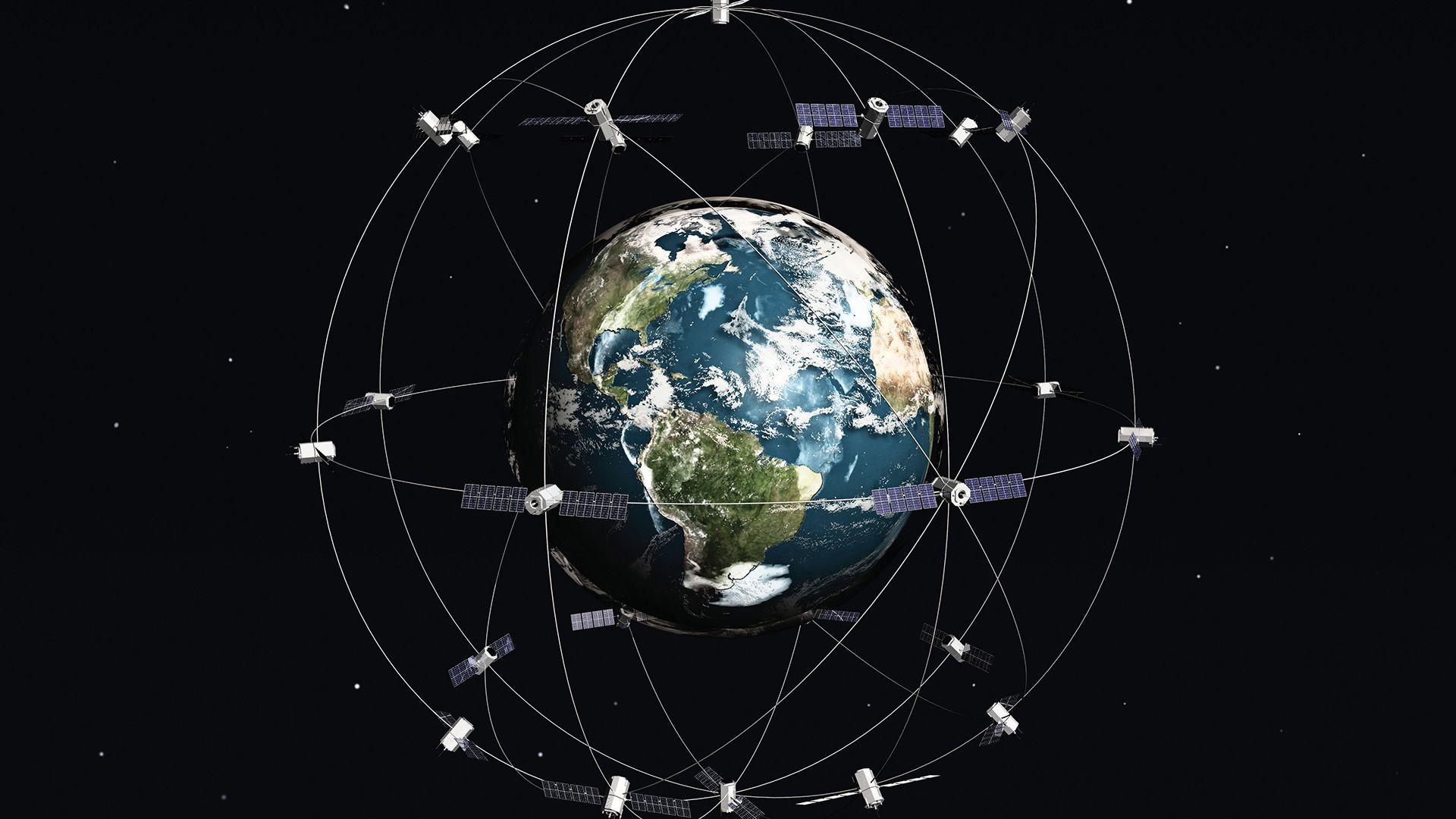 Estados Unidos aprobó el proyecto de Elon Musk para proveer banda ancha por medio de satélites