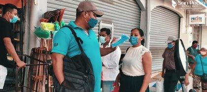 Cárcel y multas por no usar cubrebocas en Oaxaca: van 233 detenidos -  Infobae
