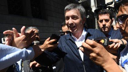 Un dolor de cabeza menos para Máximo Kirchner en la Justicia (Foto: Maximiliano Luna)
