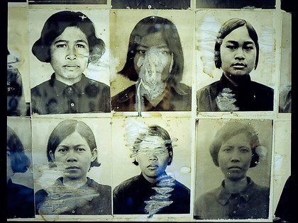 02/09/2020 Fotografías de algunas de las víctimas de los Jemeres Rojos de Camboya POLITICA ASIA CAMBOYA ASIA INTERNACIONAL MARTYN AIM / ZUMA PRESS / CONTACTOPHOTO